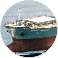 Ship management company for a modern fleet of tankers and